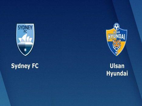 Nhận định Sydney FC vs Ulsan Hyundai, 16h00 ngày 6/3