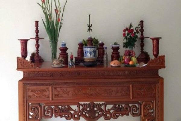 Mơ thấy bàn thờ đem đến cho bạn những ý nghĩa khác nhau