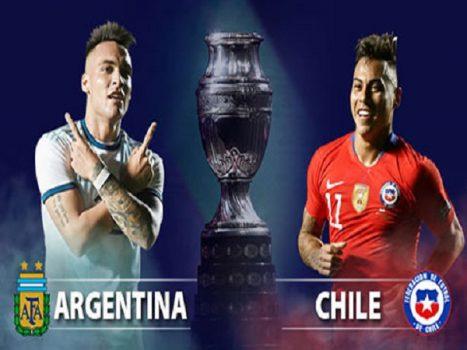 Nhận định Argentina vs Chile 2h00 ngày 7/7