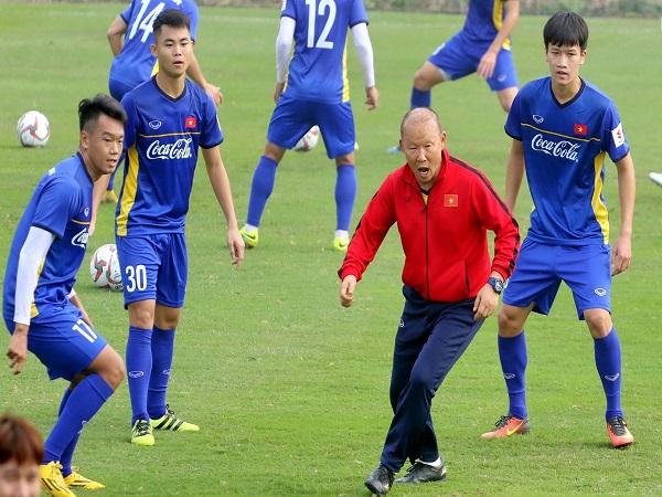 18 cầu thủ tập trung lên tuyển U23 Việt Nam