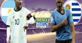 Nhận định Argentina vs Uruguay 2h15 ngày 19/11
