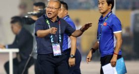 HLV Park Hang-seo tự tin đấu với đối thủ Tây Á