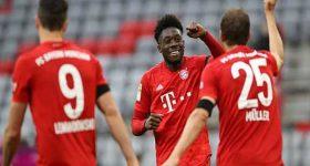 Bayern Munich – Frankfurt: Ngỡ ngàng 3 phút 2 bàn