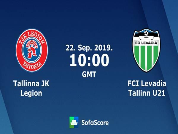 Nhận định Tallinna JK vs Levadia Tallinn, 23h00 ngày 19/5