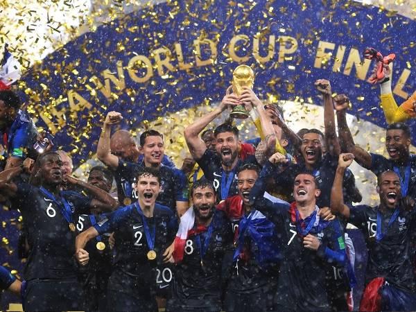 Các giải bóng đá lớn trên thế giới được yêu thích nhất