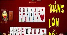 Game bài đổi thưởng ăn tiền mặt online nhanh nhất