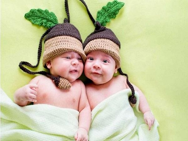 Cách đặt tên con sinh đôi hay và ý nghĩa