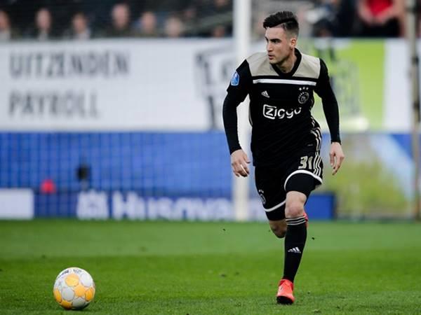 HLV Frank Lampard chuẩn bị mua thêm cầu thủ của Ajax