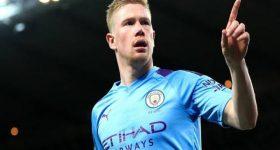 Tin bóng đá tối 10-7: De Bruyne rời Man City