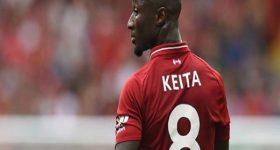 Liverpool thanh lý Naby Keita để đón Thiago Alcantara