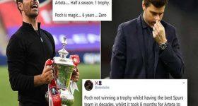 Tin bóng đá sáng 3/8: CĐV Arsenal mỉa mai Tottenham