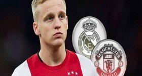 Tin bóng đá 15/8: Van de Beek thừa nhận ở lại Ajax mùa tới