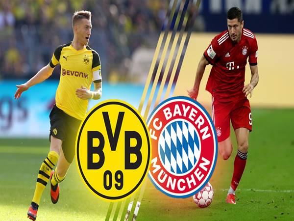 Nhận định Dortmund vs Bayern 01h30 ngày 01/10