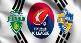 Nhận định Jeonbuk Hyundai Motors vs Ulsan Hyundai, 17h00 ngày 15/9