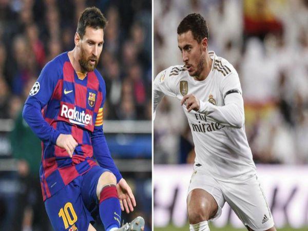 Tin bóng đá trưa 11/9: Hazard của Real ở cùng đẳng cấp với Messi