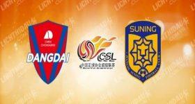Nhận định kèo Chongqing Lifan vs Jiangsu Suning, 18h35 ngày 19/10
