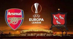 Nhận định Arsenal vs Dundalk 03h00 ngày 30/10, Cúp C2