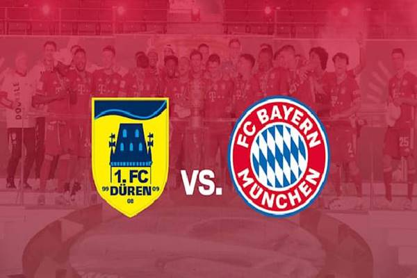 Nhận định bóng đá Duren vs Bayern Munich, 01h45 ngày 16/10