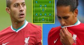 Tin bóng đá thế giới 21/10: Không chỉ Van Dijk, Liverpool mất 2 ngôi sao