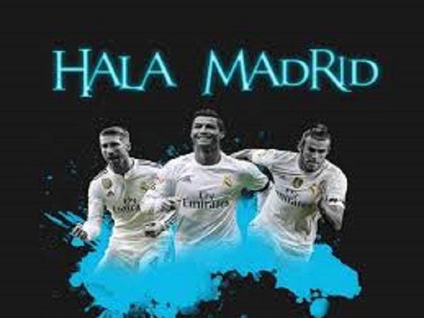 Hala madrid là gì? ý nghĩa của hala madrid đối với Real Madrid?