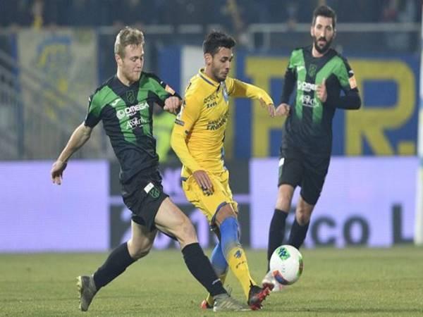 Nhận định tỷ lệ Frosinone vs Pordenone (21h00 ngày 27/12)