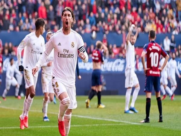 Nhận định tỷ lệ Osasuna vs Real Madrid (3h00 ngày 10/1)