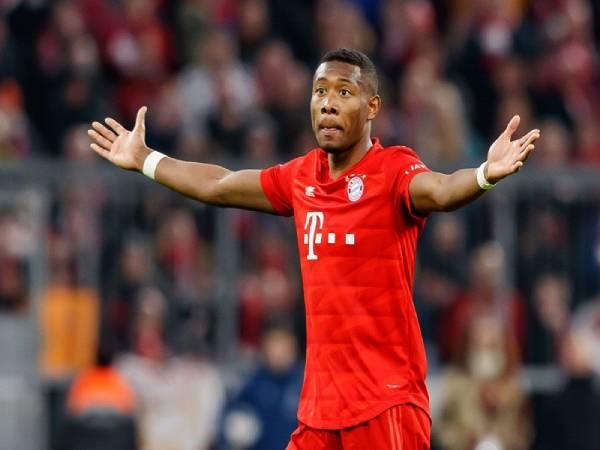 Tin BĐQT trưa 23/4 : Sao Bayern xác nhận Alaba ra đi