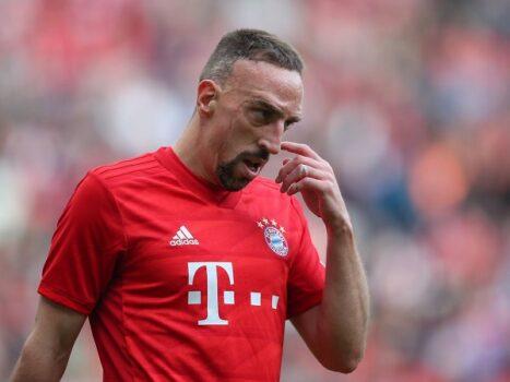 Tiểu sử Franck Ribery: Cuộc đời, sự nghiệp, năm sinh của anh