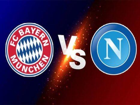 Nhận định kèo Bayern Munich vs Napoli, 21h30 ngày 31/7 GHCLB
