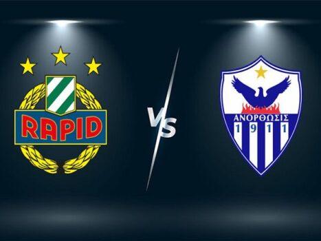 Nhận định Rapid Wien vs Anorthosis – 01h30 06/08, Cúp C2 Châu Âu