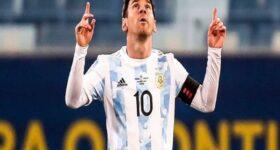 Tin bóng đá ngày 24/8: Messi cách kỷ lục của Pele 1 bàn thắng