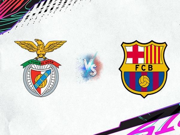Nhận định, soi kèo Benfica vs Barcelona – 02h00 30/09, Cúp C1 Châu Âu