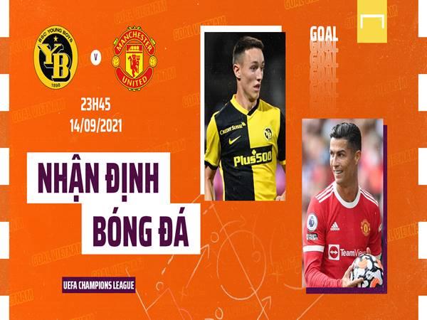 Nhận định kết quả Young Boys vs Man Utd, 23h45 ngày 14/9 Cup C1