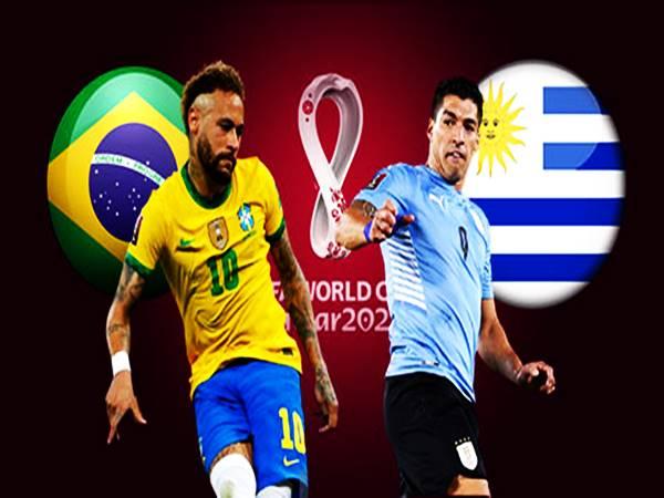 Nhận định bóng Brazil vs Uruguay, 07h30 ngày 15/10